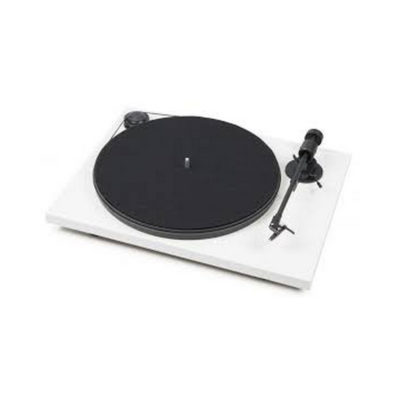 Pro-Ject Audio Primary E + Ortofon OM NN White