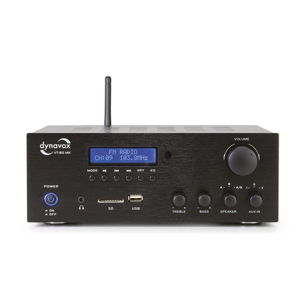 Dynavox VT-80 MK Stereo