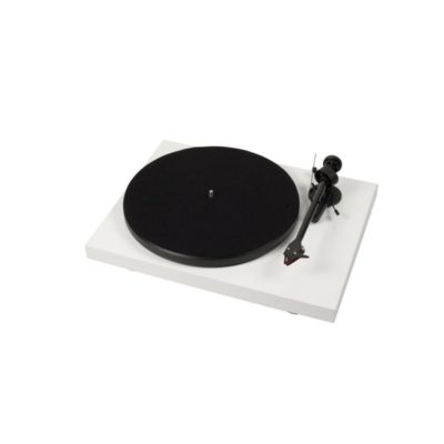 Pro-ject Debut Carbon DC + Ortofon OM 10e White