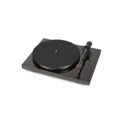 Pro-ject Debut Carbon DC +Ortofon OM 10e Black