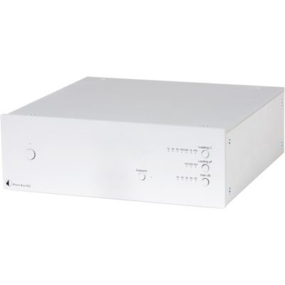 Pro-Ject Phono Box DS2 White