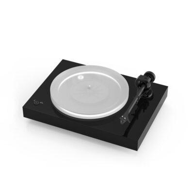 Pro-Ject X2 + Ortofon 2M Silver High-gloss Black