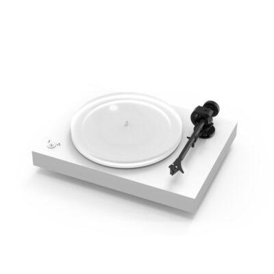 Pro-Ject X2 + Ortofon 2M Silver Satin White